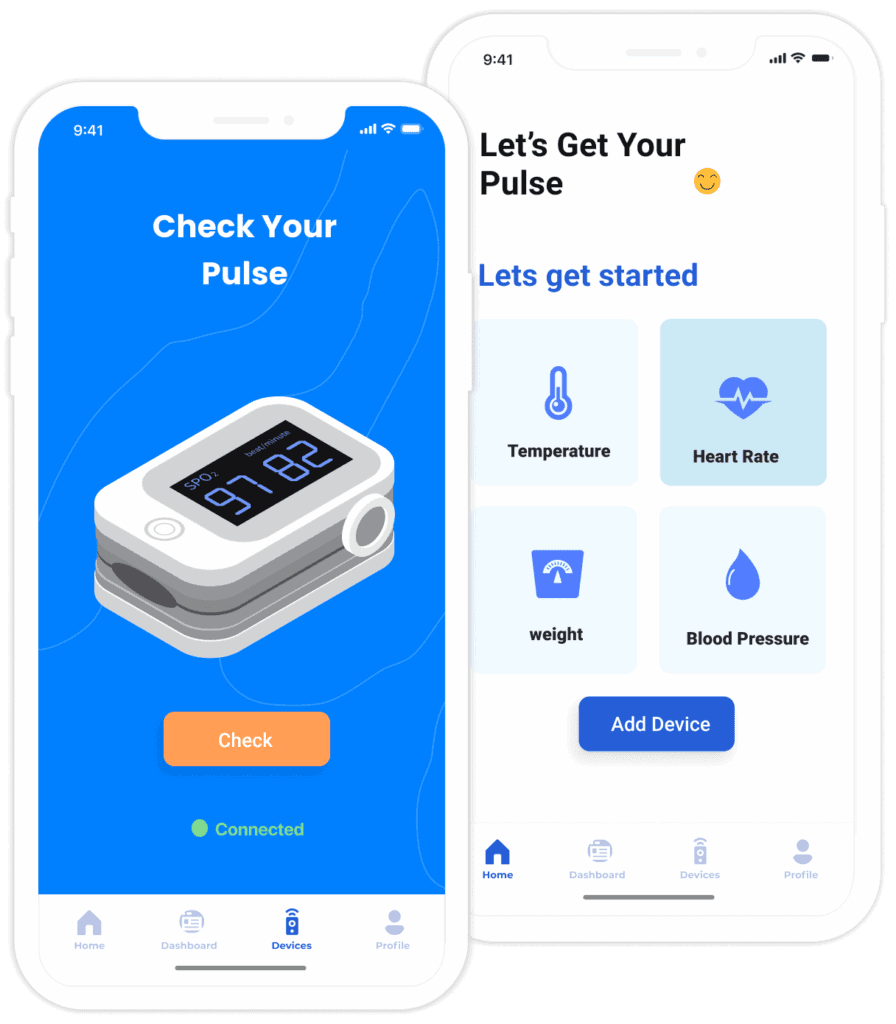 Remote Patient Monitoring Systems - Mobile App
